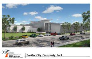 Boulder City Community Pool Architect SCA Design Sheldon Colen