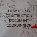 now hiring construction document coordinator sca design