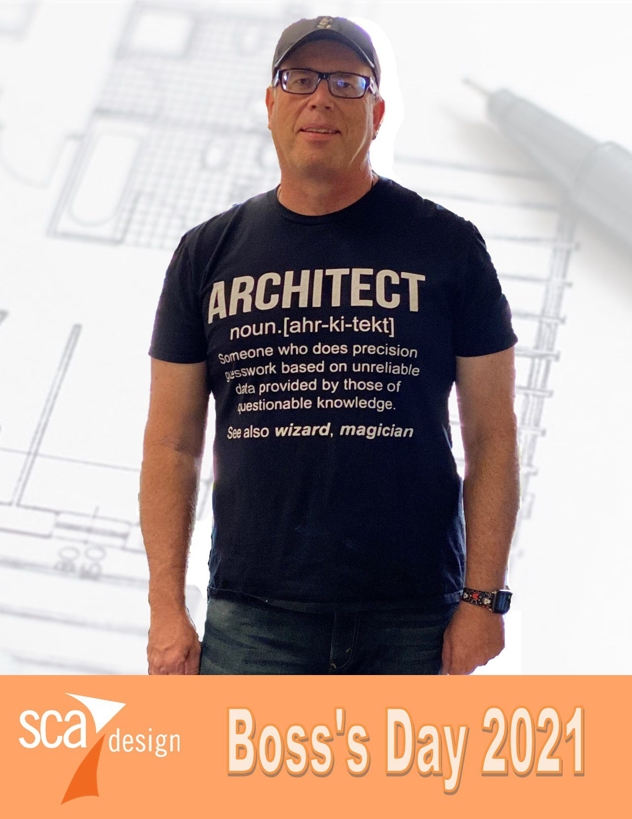 boss's day architect sheldon colen